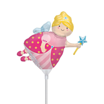 Mini Folieballon Fairy