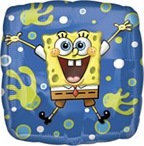 Folieballon Spongebob Joy
