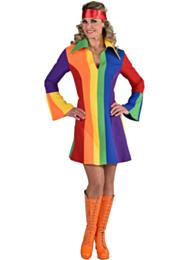 Jurk rainbow