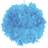 Pompom Lichtblauw 30cm