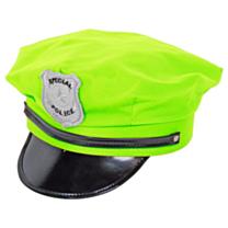 Politie Pet Neon Green