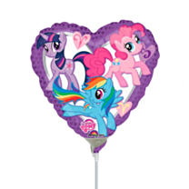 Mini Folieballon Little Pony