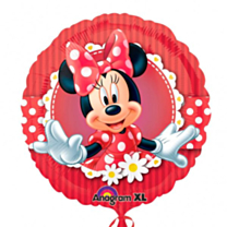 Folieballon Minnie