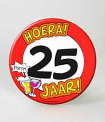 Bierviltjes - 25 jaar