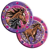 Bordjes Paarden 23cm