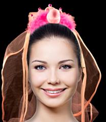 Tiara Bride