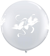 Ballon 90cm Love Doves