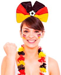 Tiara strik Duitsland