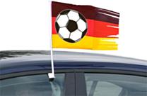 Autoraamvlag Franje Duitsland