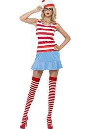 Where's Wally? Wenda