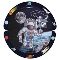 Bollampion 22cm Astronaut met deco