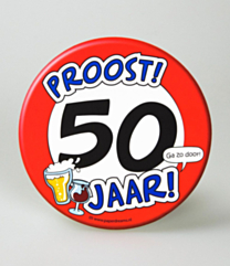 Bierviltjes - 50 jaar