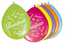 Ballonnen 30cm Lentefeest
