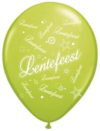Ballonnen 28cm Lentefeest Assorted