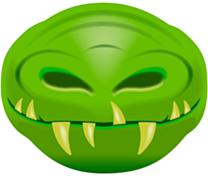Dierenneus Krokodil