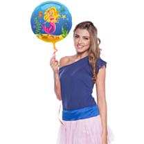 Follieballon Mermaid