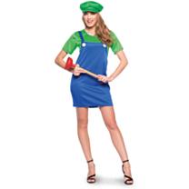 Loodgieter Luigi vrouw