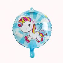 Eenhoorn heliumballon