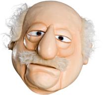 Waldorf Dlx overhead mask adult