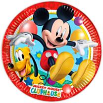 Bordjes Mickey 23cm