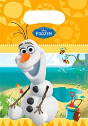 Feestzakje Olaf