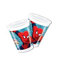 Beker Spiderman Warriors 200ml