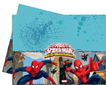 Tafelkleed Spiderm Warriors 120x180