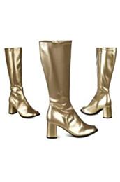 Laarzen retro goud 38