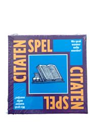 Quizspel Citaten