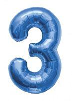 34'' Blue 3