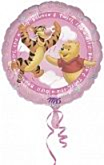 Folieballon Pooh It'S A Girl