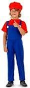 Super Loodgieter Mario kindermaat M