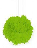 Pompom Lime Groen 30cm