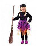 Halloween jurkje kindermaat S