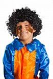 Pruik Zwarte Piet