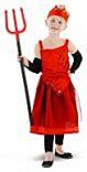 Dracula Dress Child kindermaat S