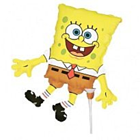 Mini Folieballon Spongebob