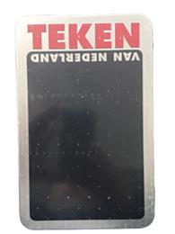 Spel Teken van Nederland