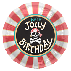 Folieballon Jolly Bday
