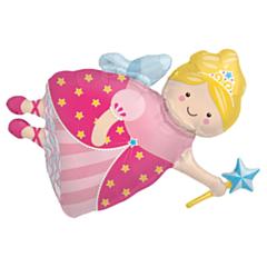 Folieballon Super Shape Fairy
