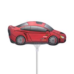 Mini Folieballon Sportscar