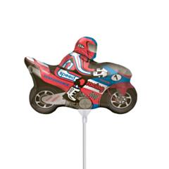 Mini Folieballon Motorcycle