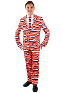 NL oranje kostuum