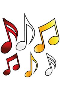 Applicaties Oeteldonk muzieknoten
