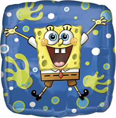 Folieballon Spongebob Joy