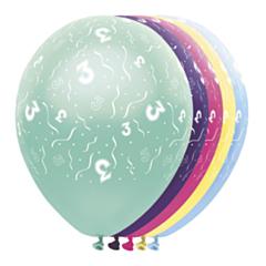 Ballon 3 jaar