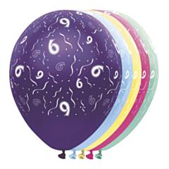 Ballon 6 jaar