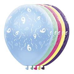 Ballon 9 jaar