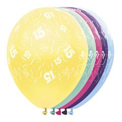 Ballon 15 jaar