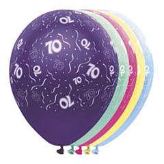 Ballon 70 jaar